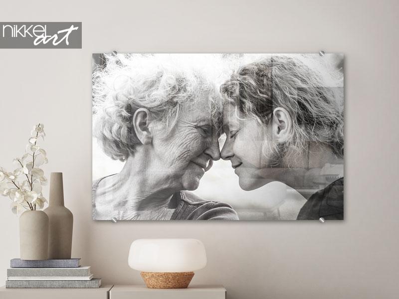 Ihrem Foto auf Acrylglas