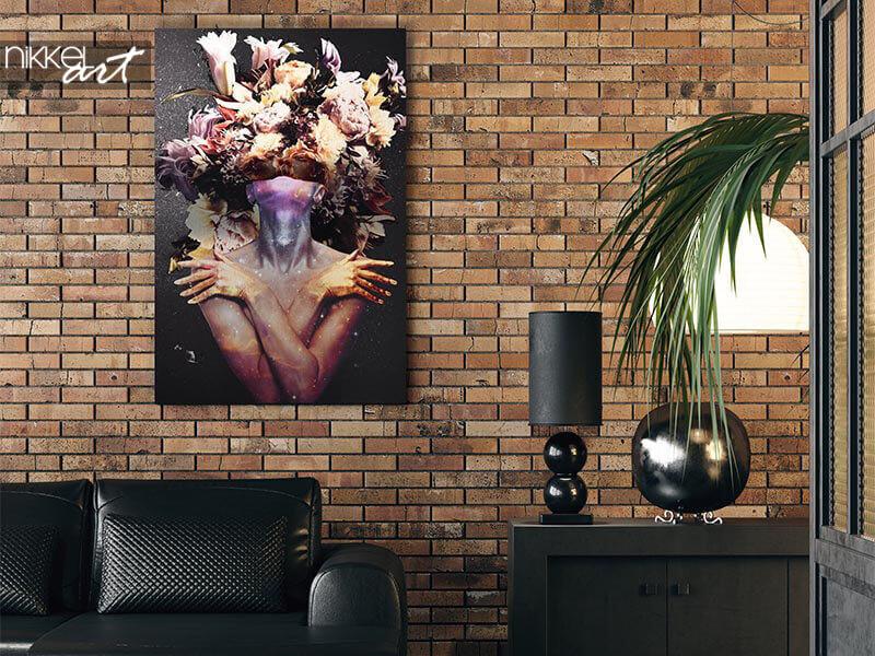 Gloss editions Cosmic Flower