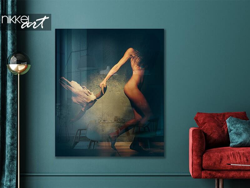 Einzigartige Fotokunst: Jaime Ibarra auf Acrylglas